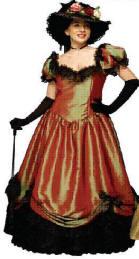 Scarlet O\'Hara Costume,Rhett Butler,Abe Lincoln,Gone with ...