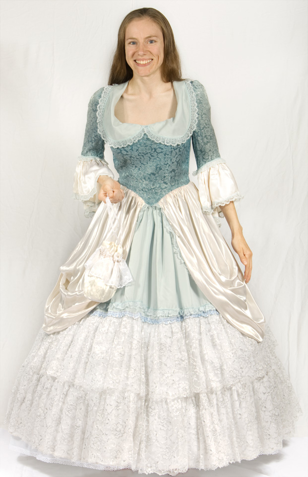 Colonial Costumes Marie Antoinette Costume Colonial Clothing