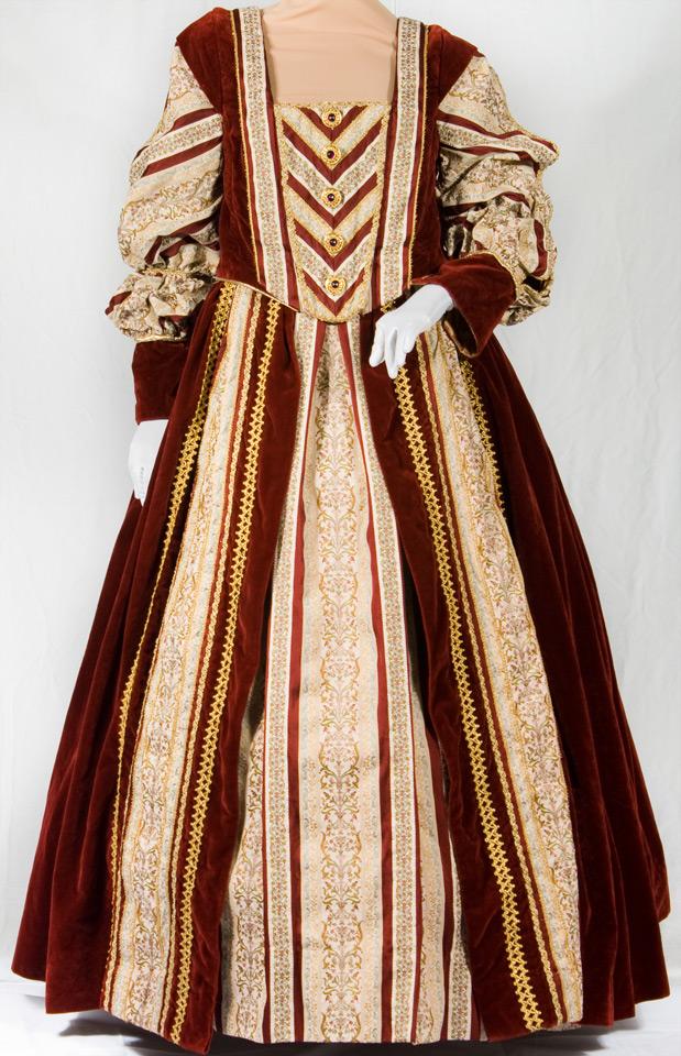 67fbb8f91e100 Renaissance Costume,Medieval Costumes,Princess,Plus Size Costume ...