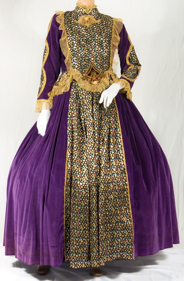 Renaissance Costume,Medieval Costumes,Princess,Plus Size ...