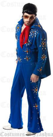 "Tribute Artist Costume Pre Jumpsuit Era 42/"" ELVIS White STRAIGHT LEG Pants"
