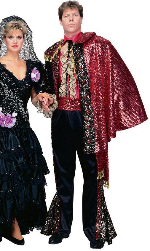 c649ace96df0 Senorita Costume,Zorro Costumes,Carmen Miranda,Rumba,Calypso ...
