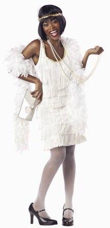 Fashion Flapper Costume Fashion Flapper Costume. Fashion Flapper Costume  Plus Size 6c0abed0de76