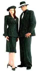 Flapper Costumegangster Costumeflapper Dressesgangster Suitzoot