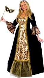 Medieval Costumes,Renaissance Costumes,Queen,Princess,Medieval Plus ...