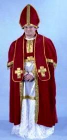 A nun with cardinal - 3 6