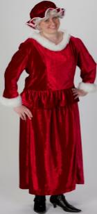 Santa Suit Santa Clothing Christmas Costumes Santa Claus