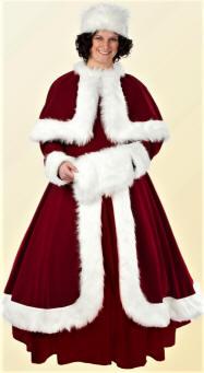 5e295f9dd0fe2e Santa Suit,Santa Clothing,Christmas Costumes,Santa Claus Suit,Mrs ...
