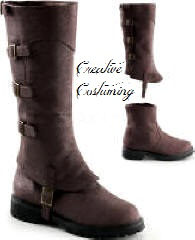 334ded7a9b0d9 Medieval Boots,Renaissance Boot,Pirate Boots,Victorian Boot,Bordello ...