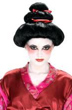 Geisha Girl Wig Deluxe Geisha Girl Wig Oriental Wig