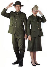 WWI Doughboy Costume,Navy,Sailor,Canadian Mountie Costumes