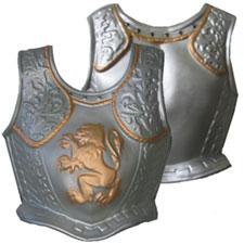 51b3fe999667 Foam Armor Front   Back Lion Set